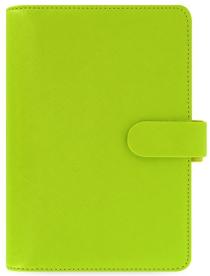 Diář Filofax A6 2021 - Saffiano, limetkový