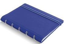 Filofax Zápsiník A7 - modrý
