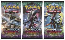 Pokémon SM2 Guardians Rising Booster