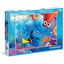 Puzzle Hledá se Dory - 100 dílků