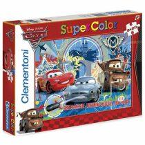 Puzzle Cars 2 - 2 x 20 dílků
