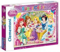 Puzzle Princezny -2 x 20 dílků
