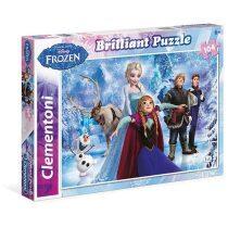 Puzzle Ledové království - 104 dílku