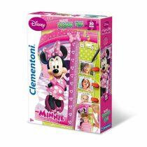Puzzle Minnie - Metr