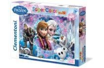 Maxi puzzle Ledové království - 104 dílků