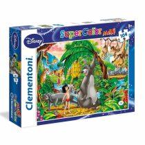 Maxi puzzle Kniha džunglí - 104 dílků