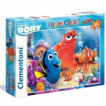 Maxi puzzle hledá se Dory - 24 dílků