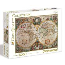 Puzzle Antická mapa - 1000 dílků