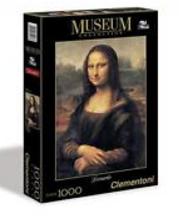 Puzzle Mona Lisa - 1000 dílků