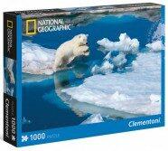 Puzzle polární mědvěd - 1000 dílků