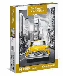 Puzzle New York taxi - 1000 dílků