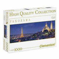 Puzzle Paříž - 1000 dílků