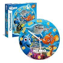 Puzzle hodiny Hledá se Nemo - 96 dílků