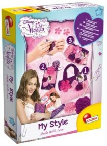 Violetta pletení