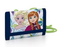Dětská textilní peněženka Frozen