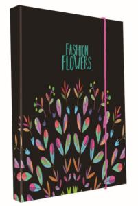 Heft box A4 Junior Fashion kytky