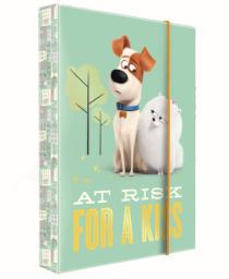 Desky na sešity A4 Pets