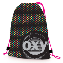 Sáček na cvičky OXY Dots