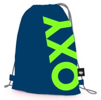 Sáček na cvičky OXY NEON Dark Blue