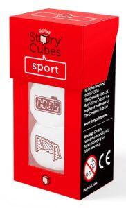 Rory´s Story Cubes: sport/Příběhy z kostek MIX