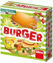 Burger - cestovní hra