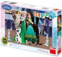 Puzzle 300XL Frozen: Narozeniny
