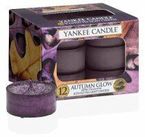 Čajové svíčky Yankee Candle - Autumn Glow (12 ks)