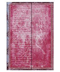 Zápisník Paperblanks - Jane Austen Persuasion - Mini linkovaný