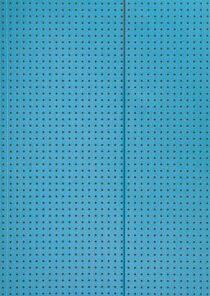 Zápisník Paper-oh - Circulo Blue on Grey A7 linkovaný