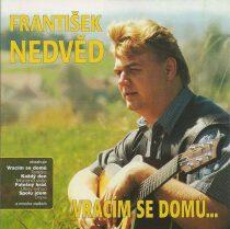 F. Nedvěd - Vracím se domů - CD