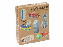 Re-cycle-me set pro kluky - Karton od mléka