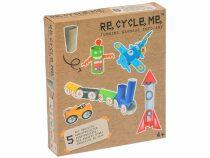 Re-cycle-me set pro kluky - Role od toaletního papíru