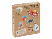 Re-cycle-me set pro kluky - Stojan na vajíčka