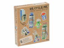Re-cycle-me set - Roboti