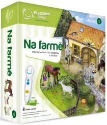 Hra Na farmě - Kouzelné čtení Albi