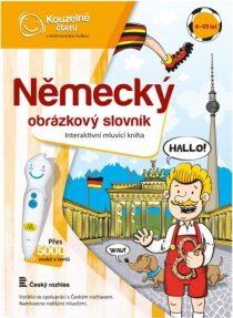 Německý obrázkový slovník - Kouzelné čtení Albi
