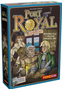 Port Royal - Kontrakt