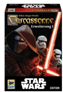 Carcassonne: Star Wars 1. rozšíření