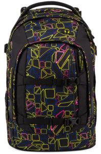 Studentský batoh Ergobag Satch – Disco Frisco