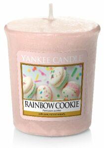 Votivní svíčka Yankee Candle - Rainbow Cookie