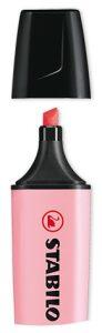 Zvýrazňovač STABILO BOSS ORIGINAL růžový pastelový