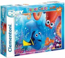 Maxi Puzzle Dory - 104 dílků