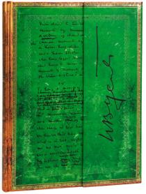 Zápisník Paperblanks Yeats, Easter 1916 (Limited Edition) - Ultra, linkovaný