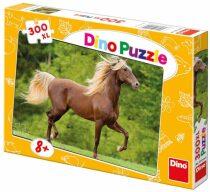 Puzzle Kůň Zlatohřívák - 300 XL dílků