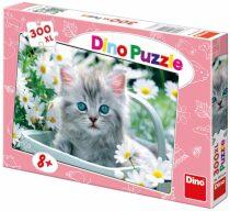 Puzzle Šedivé koťátko - 300 XL dílků