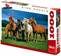 Puzzle Islandští koně - 1000 dílků
