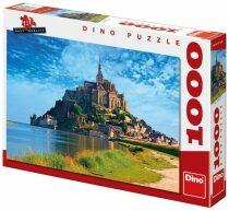 Puzzle Mont Saint-Michel - 1000 dílků
