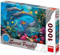 Secret collection puzzle - Mořský svět - 1000 dílků
