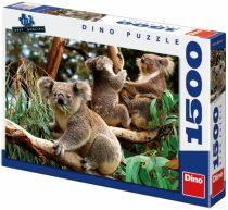 Puzzle Koaly - 1500 dílků