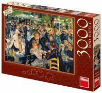 Puzzle Renoir: Bál v Moulin - 3000 dílků